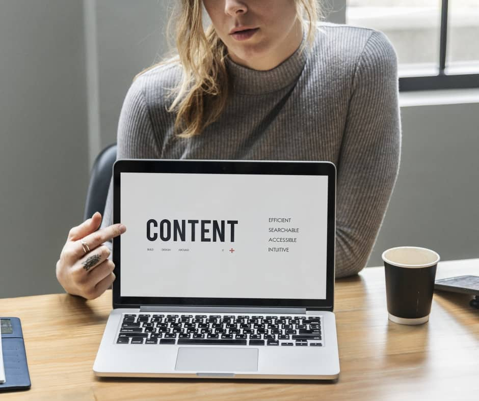 Content marketing for companies